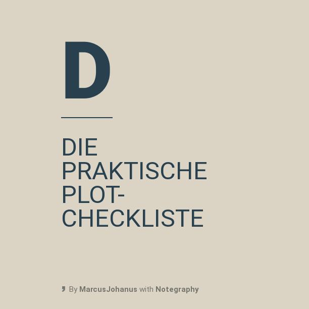 die-praktische-plot-checkliste