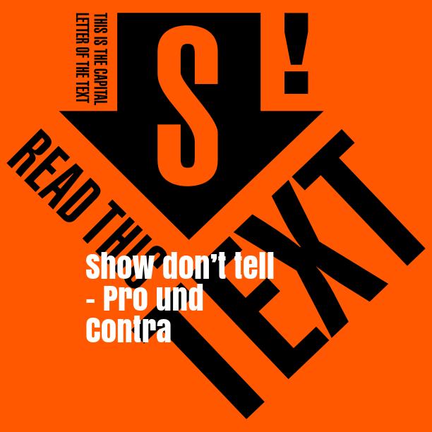 Showdonttell-
