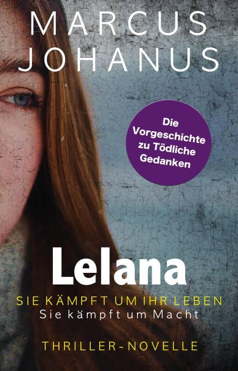Marcus Johanus Lelana Cover