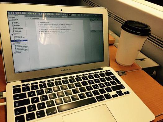 fbm2016 Schreiben im Zug