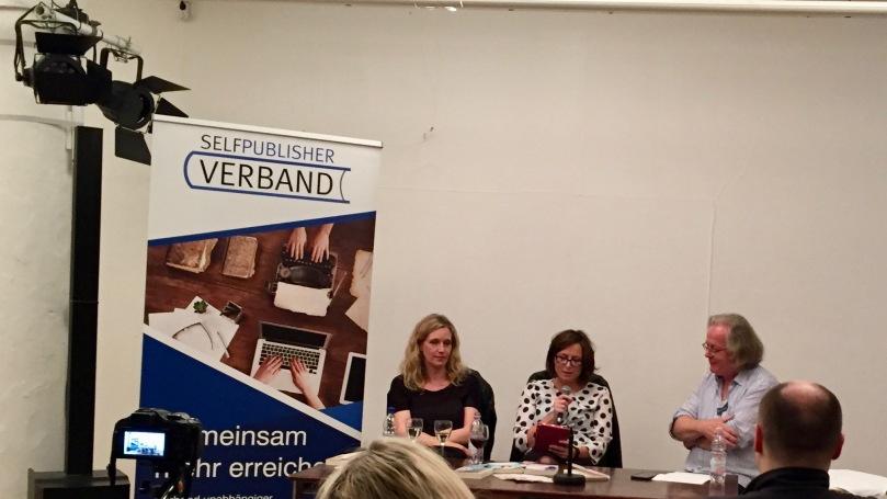 Berliner Regionaltreffen des Selfpublisher-Verbandes