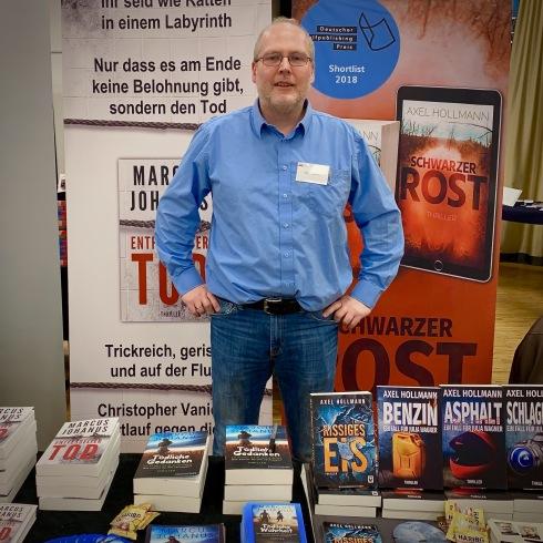 Buch Berlin 2018