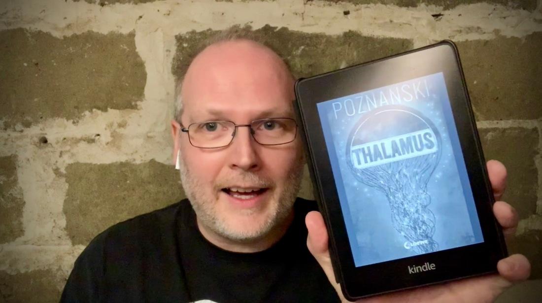 """Für euch gelesen: Ursula Poznankis """"Thalamus"""" - """"Nur"""" ein Jugendbuch"""