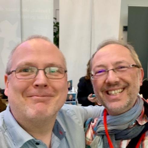 Buch Berlin 2019 mit Christian Raabe