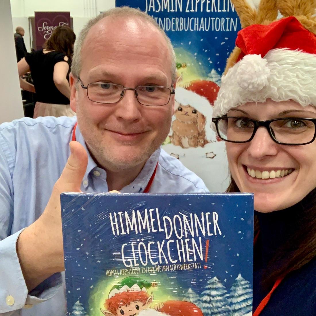 "Jasmin Zipperling und ""Himmeldonnerglöckchen"""